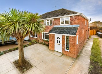 Thumbnail 3 bed semi-detached house for sale in Church Road, Old Windsor, Windsor