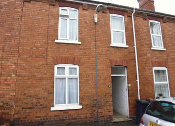 Thumbnail 2 bed terraced house for sale in Florence Street, Lincoln