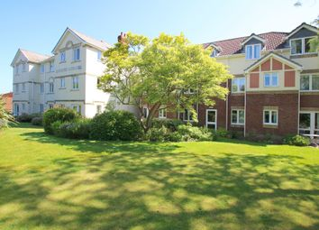 Thumbnail 1 bed flat for sale in Andrews Lodge, Tylers Close, Lymington, Hampshire