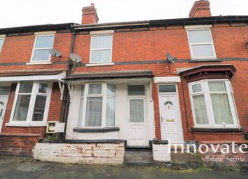 Thumbnail 3 bed terraced house for sale in Hart Road, Wolverhampton