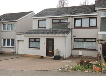Thumbnail 5 bed terraced house for sale in Woodlands Crescent, Elgin