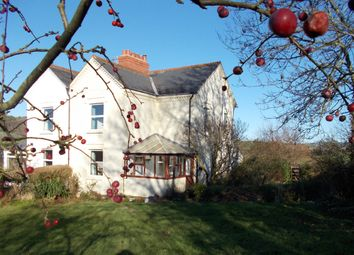 Thumbnail 2 bed cottage to rent in Wootton Fitzpaine, Bridport