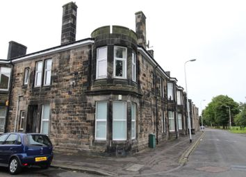Thumbnail 2 bed flat for sale in North Bute Street, Coatbridge, North Lanarkshire