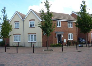 Thumbnail 3 bed semi-detached house to rent in Wheatcroft Way, Swindon