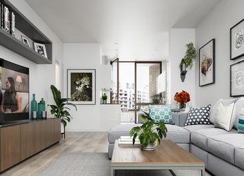 Thumbnail 3 bed flat for sale in New Garden Quarter, Chobham Farm, Penny Brooke Street, Stratford