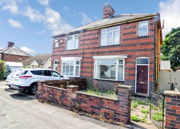 Thumbnail 3 bed semi-detached house for sale in Equity Road, Earl Shilton, Leicester, Leicestershire