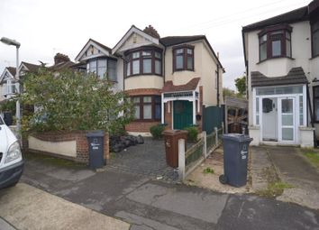 Thumbnail 4 bed terraced house to rent in Pemberton Gardens, Chadwell Heath, Romford