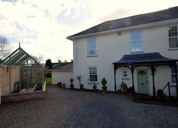 Thumbnail 5 bed semi-detached house for sale in Coleford Road, Tutshill, Chepstow