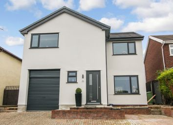 Thumbnail 4 bed detached house for sale in Parc Gwelfor, Dyserth, Rhyl