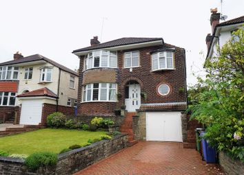 Thumbnail 4 bedroom detached house for sale in Headlands Road, Bramhall, Stockport