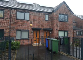 Thumbnail 2 bed terraced house to rent in Lawnswood Road, Manchester, Lancashire