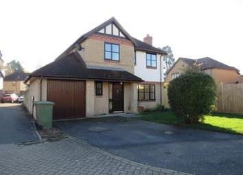Thumbnail 4 bed detached house to rent in Richmond Court, Wisbech