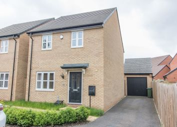 Thumbnail 3 bed detached house for sale in Meteor Way, Whetstone