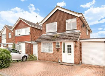 Thumbnail 3 bed detached house for sale in Hamble Drive, Abingdon