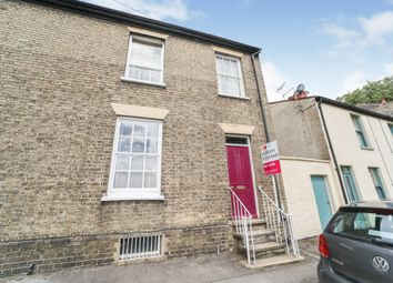 Thumbnail 3 bed end terrace house for sale in Castlehythe, Ely
