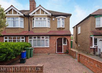 Thumbnail 3 bed semi-detached house for sale in Elmwood Close, Wallington