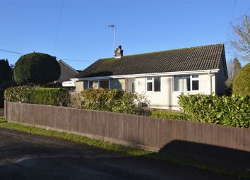 Thumbnail Detached bungalow for sale in Ellwood, Coleford, Gloucestershire