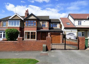 Thumbnail 4 bedroom semi-detached house for sale in Temple Gate, Leeds