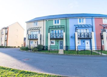 Thumbnail 3 bed town house for sale in Robin Place, Bristol, North Somerset