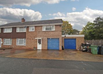 Thumbnail 5 bed semi-detached house for sale in Ansley Close, Redditch