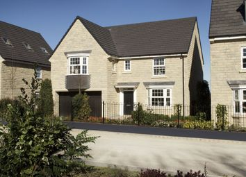 "Thumbnail 4 bed detached house for sale in ""Shelbourne"" at Church Lane, Hoylandswaine, Sheffield"