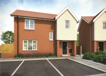 Thumbnail 3 bed link-detached house for sale in Plot 50 Newland Phase 3, Navigation Point, Cinder Lane, Castleford