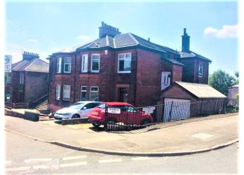 Thumbnail 2 bed flat for sale in Underwood Road, Glasgow