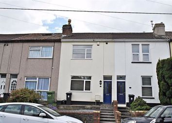 Thumbnail 3 bed terraced house for sale in Courtney Road, Kingswood, Bristol