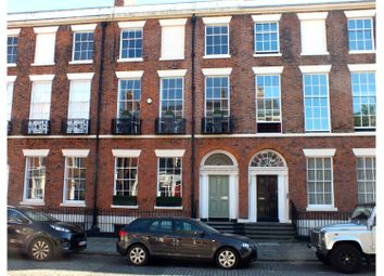 Thumbnail 5 bed town house for sale in Falkner Street, Liverpool