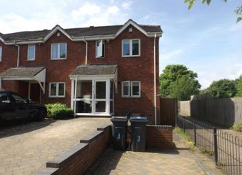 Thumbnail 3 bed end terrace house for sale in Bartley Mews, Birmingham, West Midlands