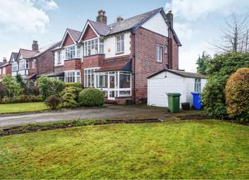 Thumbnail 3 bed semi-detached house for sale in Ladythorn Road, Bramhall