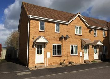 Thumbnail 2 bed end terrace house for sale in Waterleaze, Taunton