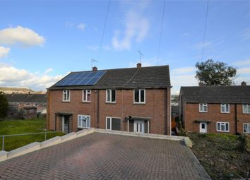Thumbnail 3 bed end terrace house for sale in Butt Parks, Crediton, Devon