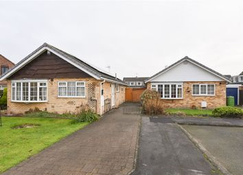 Thumbnail 5 bed detached bungalow for sale in Acomb Wood Close, York