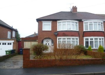 Thumbnail 3 bed semi-detached house to rent in Plantation Grove, Bill Quay, Gateshead