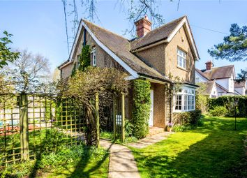 Thumbnail 3 bed detached house for sale in Silverdale Road, Wargrave, Reading, Berkshire