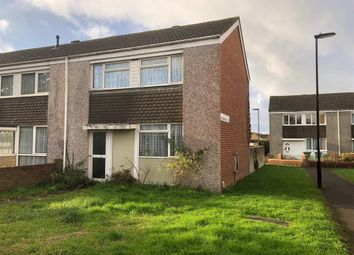 Thumbnail 2 bed end terrace house for sale in Gainsborough Close, Sholing, Southampton