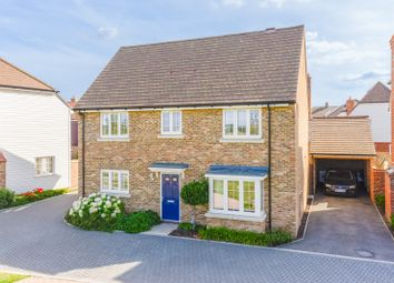 Thumbnail 4 bed detached house to rent in Cormorant Place, Finberry, Ashford