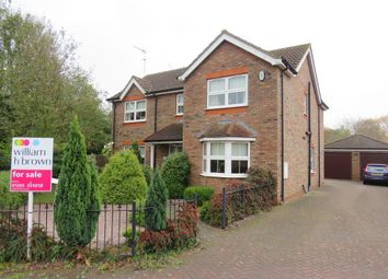 Thumbnail 4 bed detached house for sale in Seedlands Close, Boston