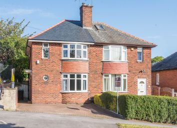 3 bed semi-detached house for sale in Thorpe House Road, Sheffield S8