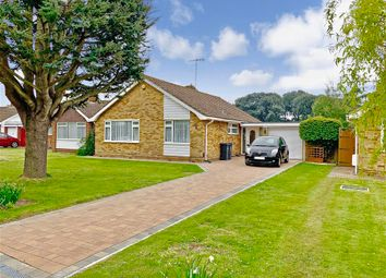 Thumbnail 3 bed detached bungalow for sale in Fernhurst Drive, Goring-By-Sea, Worthing, West Sussex