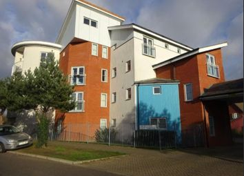 Thumbnail 1 bed flat for sale in Fen Bight Circle, Ipswich