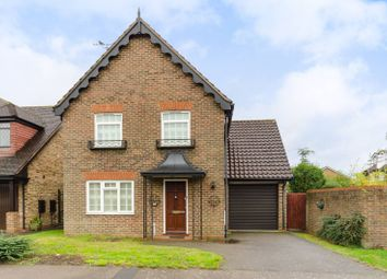 Thumbnail 4 bed detached house for sale in Bishop Fox Way, West Molesey