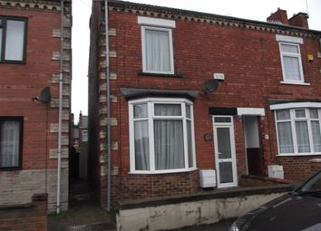 Thumbnail 3 bed semi-detached house to rent in Asquith Street, Gainsborough, Lincs, Lincs