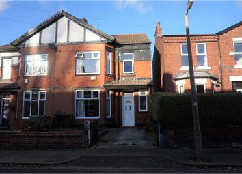 Thumbnail 3 bedroom semi-detached house for sale in Grosvenor Road, Heaton Moor