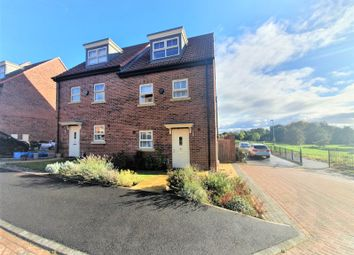 Thumbnail 4 bed semi-detached house for sale in Asket Fold, Leeds, West Yorkshire