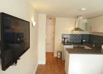 Thumbnail 1 bed flat to rent in Francis Chichester Way, Battersea, London