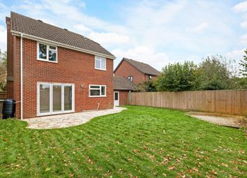 Thumbnail 4 bed detached house to rent in Cold Ash Hill, Cold Ash, Thatcham