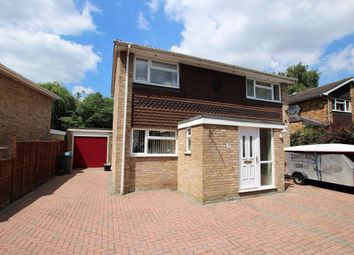 Thumbnail 3 bed detached house for sale in Finchampstead, Wokingham