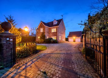 Thumbnail 6 bed detached house for sale in Fleet, Nr. Holbeach, South Lincolnshire